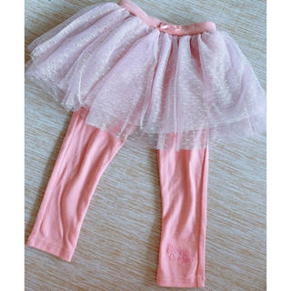 シャーリーテンプル(Shirley Temple)のシャーリーテンプル  スカート付きスパッツ(パンツ/スパッツ)
