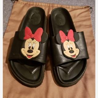 ディズニー(Disney)のミニーサンダル(サンダル)