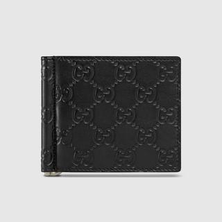 グッチ(Gucci)のGUCCIマネークリップ付き財布(マネークリップ)