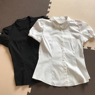 フォクシー(FOXEY)のフォクシーブラウス 40 セット(シャツ/ブラウス(半袖/袖なし))