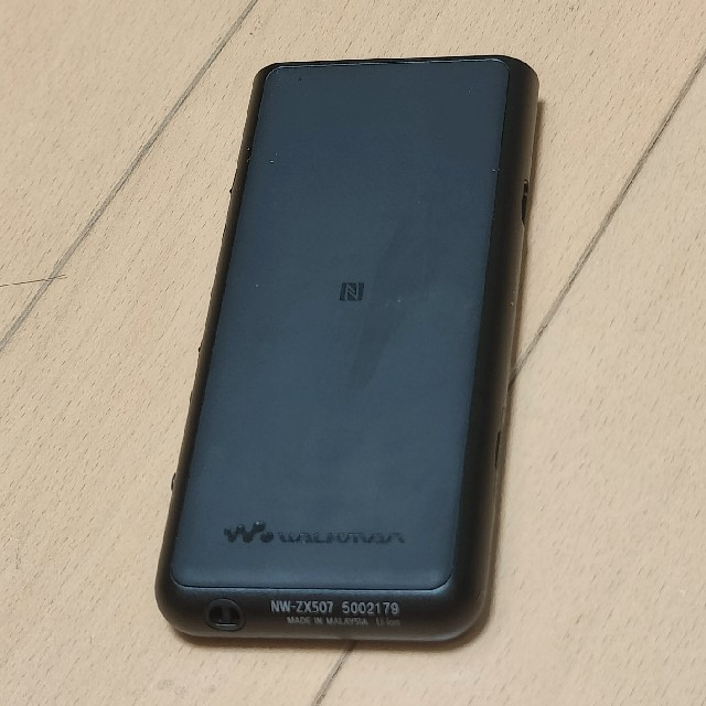 WALKMAN(ウォークマン)のろくちゃん専用 Sony Walkman NW-ZX507 保証あり スマホ/家電/カメラのオーディオ機器(ポータブルプレーヤー)の商品写真