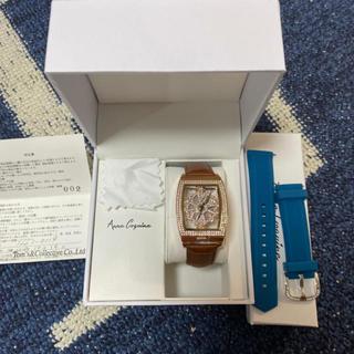 アヴァランチ(AVALANCHE)のアンコキーヌ 腕時計 今日まで限定価格!(腕時計(アナログ))