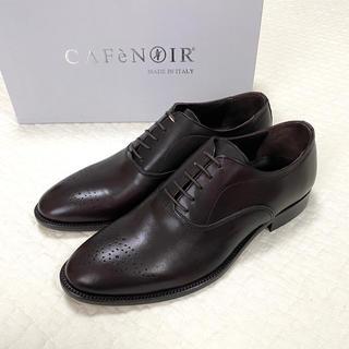 REGAL - 【新品】カフェノアール 革靴 イタリア製 ビジネス ハンドメイド 26cm 茶