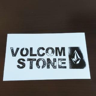 ボルコム(volcom)の(縦6.8cm横11cm)VOLCOM ステッカー(その他)
