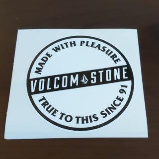 ボルコム(volcom)の(縦6.6cm横7.8cm)VOLCOM ステッカー(その他)