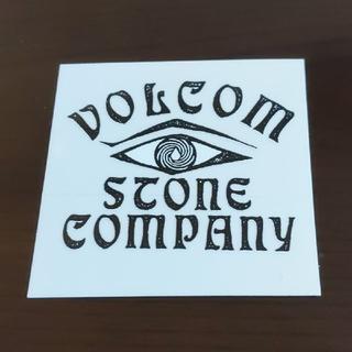ボルコム(volcom)の(縦6.6cm横6.8cm)VOLCOM  ステッカー(その他)