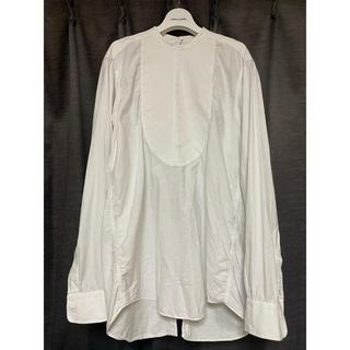 ジョンリンクス(jonnlynx)のジャンティークスvintageバックオープンドレスシャツ(シャツ/ブラウス(長袖/七分))