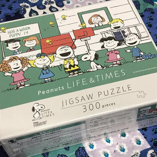 PEANUTS - 新品 スヌーピー  パズル 限定品