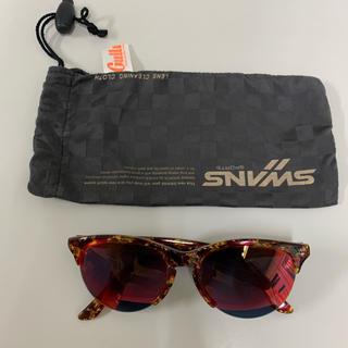 スワンズ(SWANS)のSWANS サングラス 新品未使用(サングラス/メガネ)