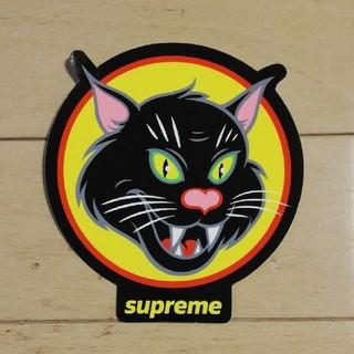 シュプリーム(Supreme)のSUPREME BLACK CAT STICKER(その他)