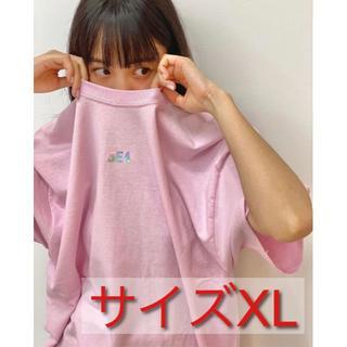 シー(SEA)の【新品】 WIND AND SEA small iridescent T シャツ(Tシャツ(半袖/袖なし))