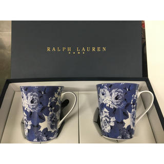 ラルフローレン(Ralph Lauren)のラルフローレン ペア マグカップ(グラス/カップ)