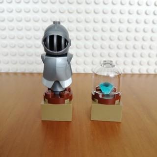 レゴ(Lego)のレゴ 鎧、宝石セット(キャラクターグッズ)