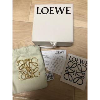 ロエベ(LOEWE)のakiさま専用。新品!ロエベ アナグラム ブローチ(ブローチ/コサージュ)