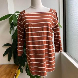 ゴゴシング(GOGOSING)のG060新品*)ボーダーTシャツ(Tシャツ(長袖/七分))