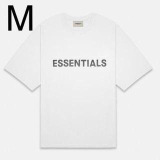 フィアオブゴッド(FEAR OF GOD)のM ESSENTIALS T-SHIRT WHITE TEE Tシャツ 20SS(Tシャツ/カットソー(半袖/袖なし))