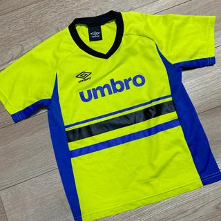 アンブロ(UMBRO)の(値下げ)umbro スポーツTシャツ130cm(ウェア)