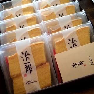 ★1セット限定 店舗限定★治一郎 バウムクーヘンカット 15個入り(菓子/デザート)
