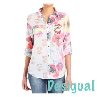 DESIGUAL - デシグアル  Desigual  カジュアルシャツ