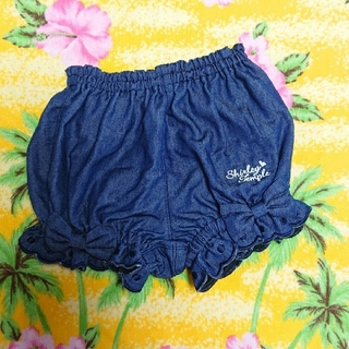 シャーリーテンプル(Shirley Temple)の♡みん様専用♥シャーリーテンプル♥デニムパンツ♥100cm(パンツ/スパッツ)