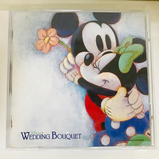 ディズニー(Disney)のディズニー CD 【Disney's WEDDING BOUQUET 】(その他)
