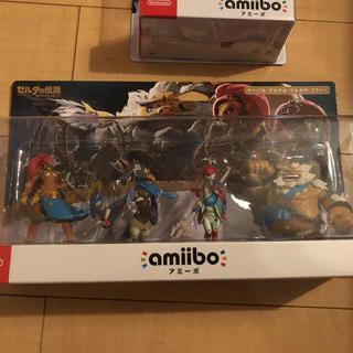 任天堂 - amiibo 4人の英傑セット