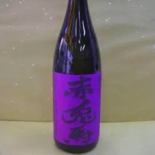 送料無料!赤兎馬  紫  1800ml  6本(焼酎)