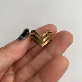 ザラ(ZARA)のリング(リング(指輪))