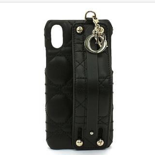 クリスチャンディオール(Christian Dior)の正規品 Dior iPhoneX XSケース(iPhoneケース)