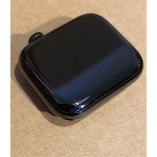 アップル(Apple)のapple watch4ミラネーゼループ(腕時計(デジタル))
