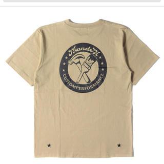 エムアンドエム(M&M)のM&M エムアンドエム カスタム パフォーマンス tシャツ  キムタク着 私物(Tシャツ/カットソー(半袖/袖なし))