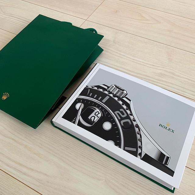 ROLEX(ロレックス)のロレックス 2019-2020 カタログ メンズの時計(その他)の商品写真