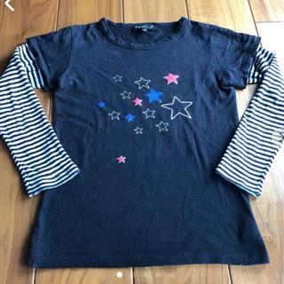 アニエスベー(agnes b.)のアニエス ロングTシャツ 10ans(Tシャツ/カットソー)