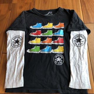 コンバース(CONVERSE)のコンバース ロングTシャツ 130(Tシャツ/カットソー)