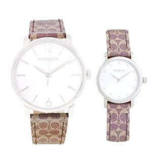 COACH - ペアウォッチ コーチ COACH 腕時計 メンズ レディース 14000057