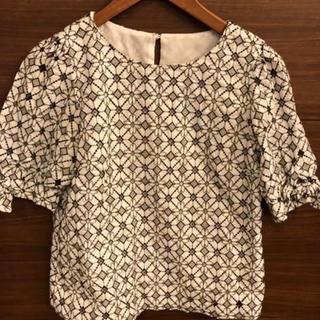 クチュールブローチ(Couture Brooch)のカットソー 刺繍(カットソー(半袖/袖なし))