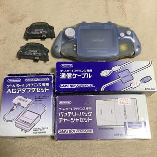 ゲームボーイアドバンス(ゲームボーイアドバンス)のレトロゲーム ゲームボーイアドバンス セット(携帯用ゲームソフト)