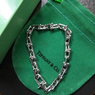 Tiffany & Co. - tiffany&co hardwear リンクブレスレット
