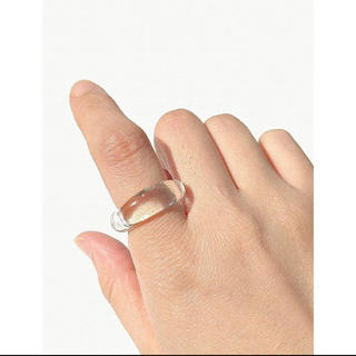 カスタネ(Kastane)のクリアリング(リング(指輪))