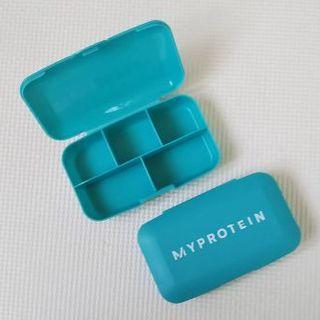 MYPROTEIN - マイプロテイン 「ピルボックス×2」