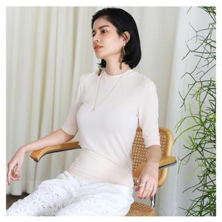 シールームリン(SeaRoomlynn)のソフトシアーfitTシャツ(Tシャツ(半袖/袖なし))