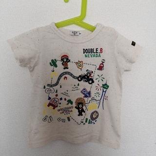 ダブルビー(DOUBLE.B)のダブルB 半袖 90cm(Tシャツ/カットソー)