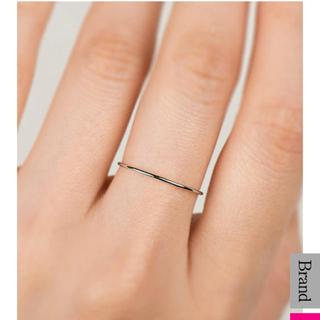 オーロラグラン(AURORA GRAN)のオーロラグラン プレーンリングS WG 9,900円(リング(指輪))