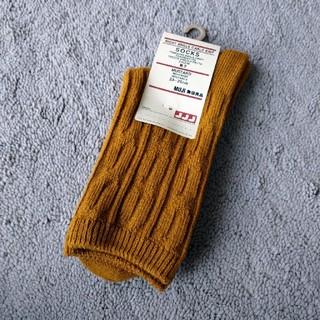 ムジルシリョウヒン(MUJI (無印良品))の無印良品 靴下(ソックス)