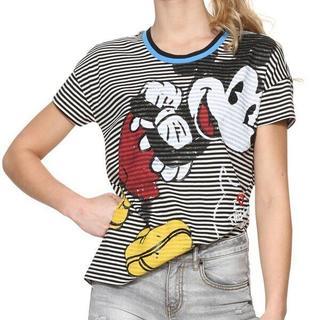 デシグアル(DESIGUAL)の未使用 ディズニー×デシグアル Tシャツ(Tシャツ(半袖/袖なし))