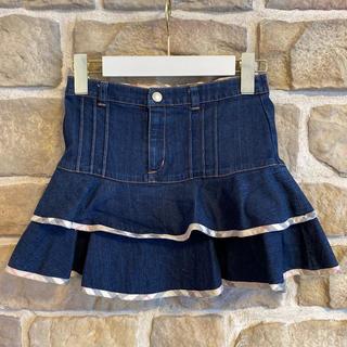 バーバリー(BURBERRY)のBURBERRY キッズスカート 130(スカート)
