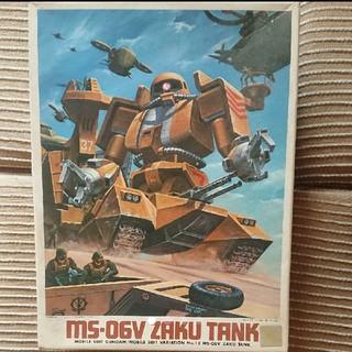 機動戦士ガンダム MSV 1/144MS-06Vザクタンク(模型/プラモデル)