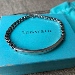 ティファニー(Tiffany & Co.)のTIFFANY ID bracelet(ブレスレット)