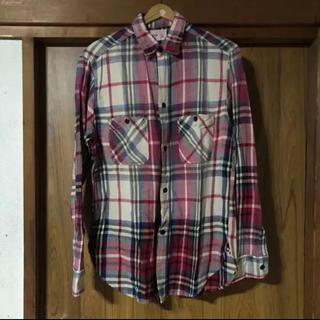 デニムダンガリー(DENIM DUNGAREE)のデニム&ダンガリー チェックシャツ MM(その他)