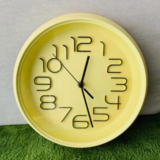 ムジルシリョウヒン(MUJI (無印良品))の掛け時計 (掛時計/柱時計)